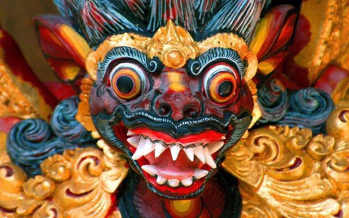 Indonesia - Bali - Statue 14