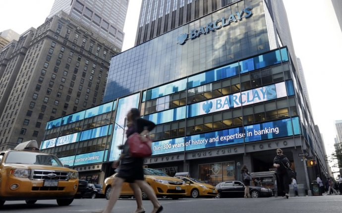 Barclays Faces Toughest Test in Investment Banking - The New York