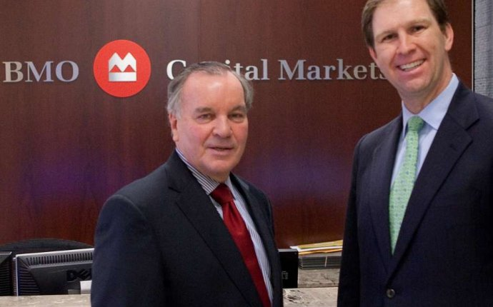 BMO names Perry Hoffmeister as global head of investment banking