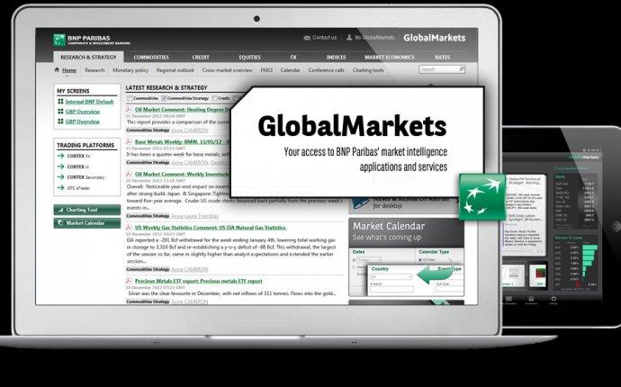 BNP Paribas GlobalMarkets