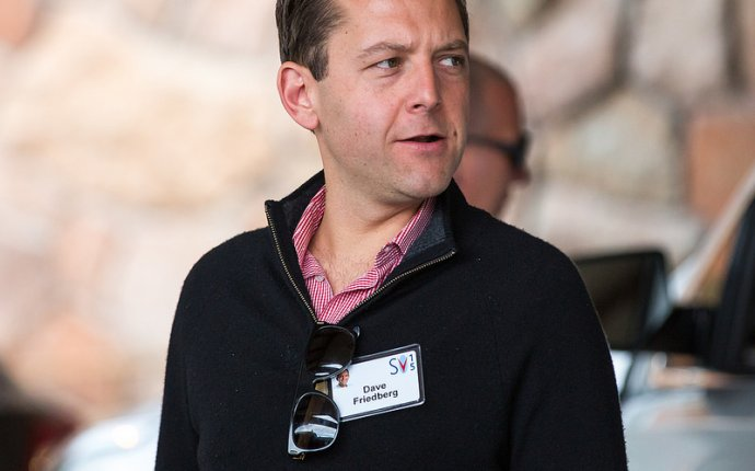 David Friedberg, CEO of Monsantos Climate Corporation, Allen Company, 2015