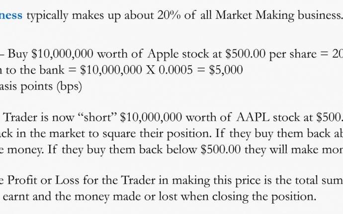 Ex-Goldman trader s brilliant student presentation on what trading