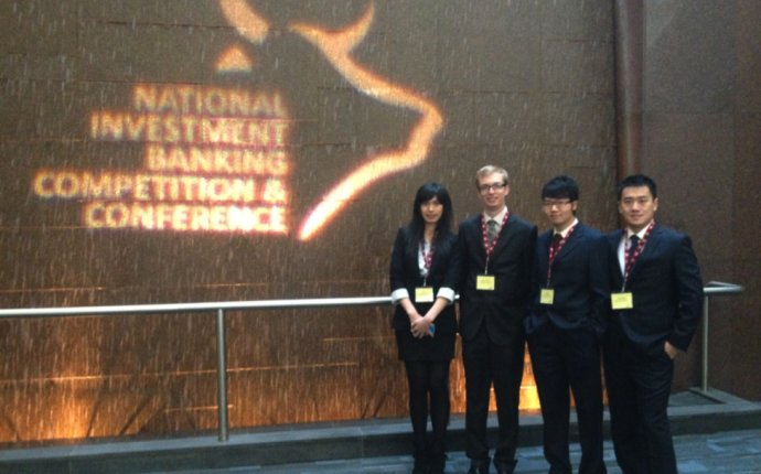 Final Round of the National Investment Banking Competition and