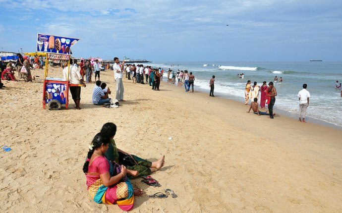 India - Tamil Nadu - Chennai - Beach - 16