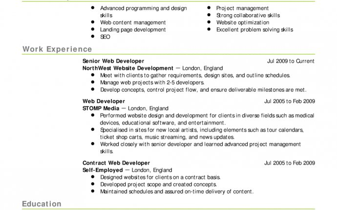 Investment banking resume writing services