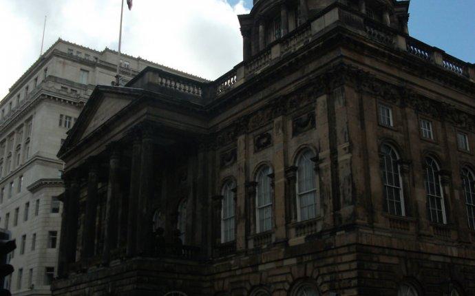 Liverpool Town Hall, Liverpool