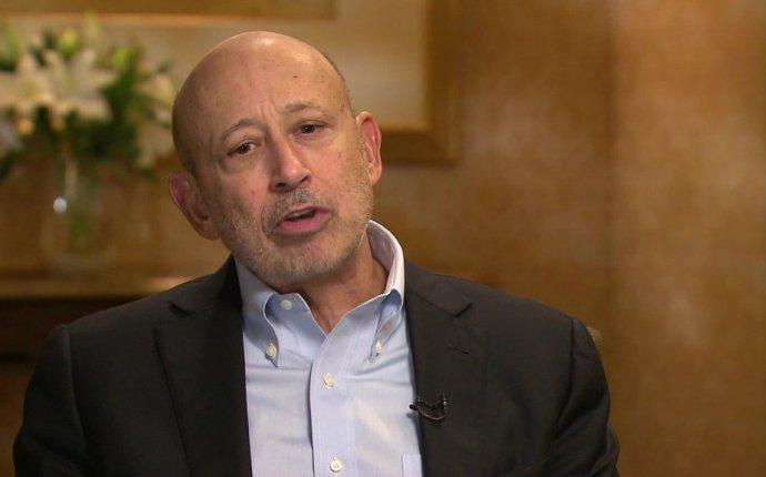 Lloyd Blankfein of Goldman Sachs takes a pay cut - Mar. 17, 2017