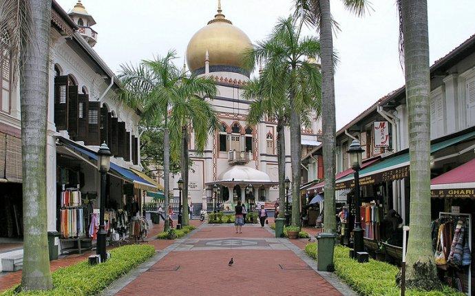 Singapore - Sultan Mosque - 119