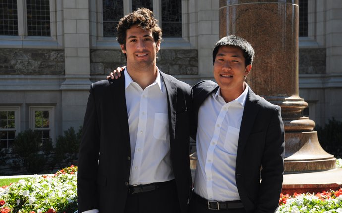 Two A&S Seniors Bring Wall Street To Campus — The Heights