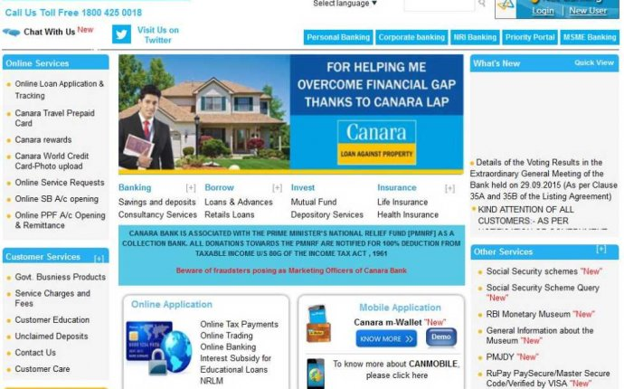Canara Bank Education Loan repayment